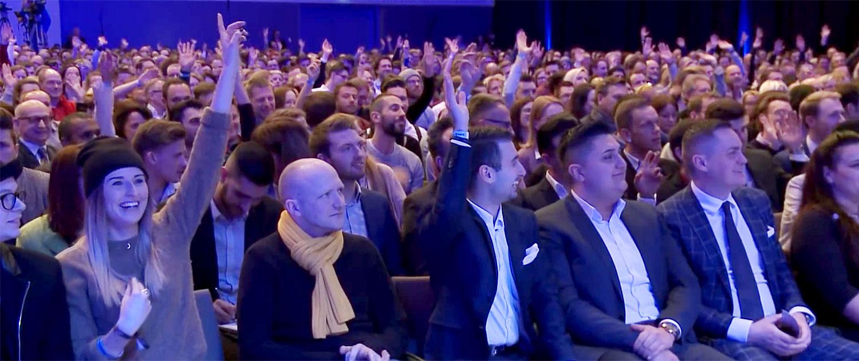 Keynote, Vortrag, Rede, Motivation, Event, Gedankentanken, Motivation, Glück, Skandinavien, Team, Maike van den Boom