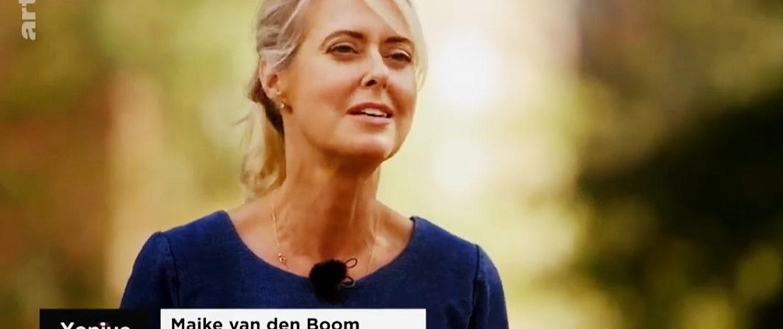 ARTE, Doku, Arte, Xenius, Dokumentation, Glück, Skandinavien, Arbeit, Werte, Maike van den Boom, Rednerin, Keynote