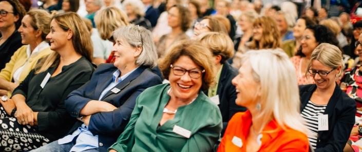 Barbara Baratie, Geschäftsführerin Unternehmerinnen Forum Niederrhein