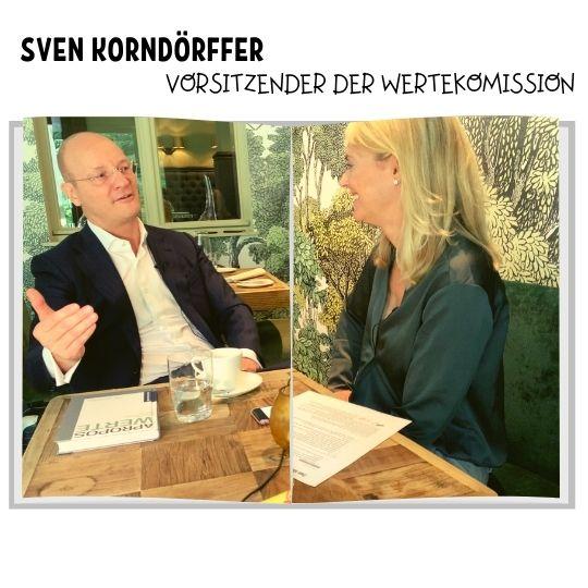 Im Gespräch mit Sven Korndörffer