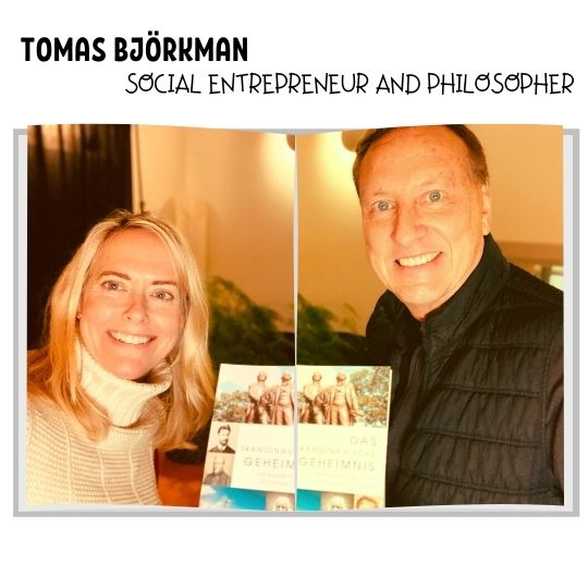 Im Gespräch mit Tomes Björkman