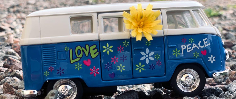 VW Bus - Vertrauen ist der Motor